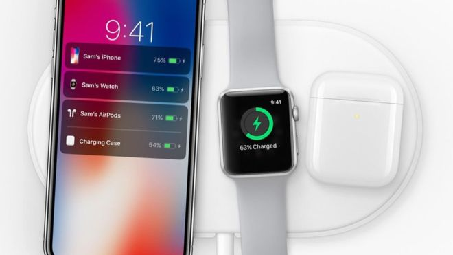Apple abandons wireless charging