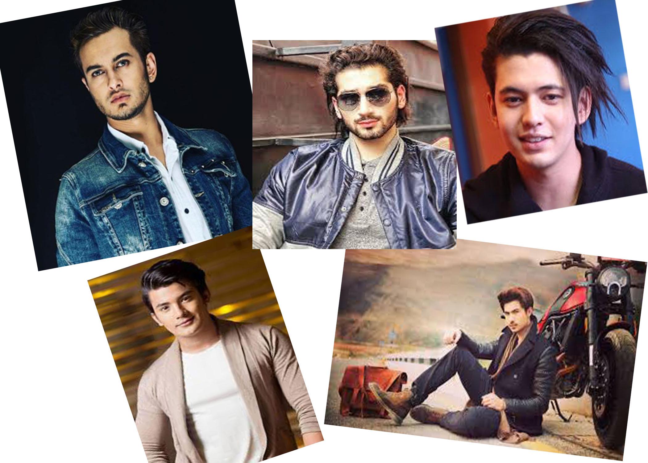Top 5 most Handsome
