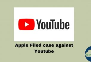 Apple filed case against Youtube