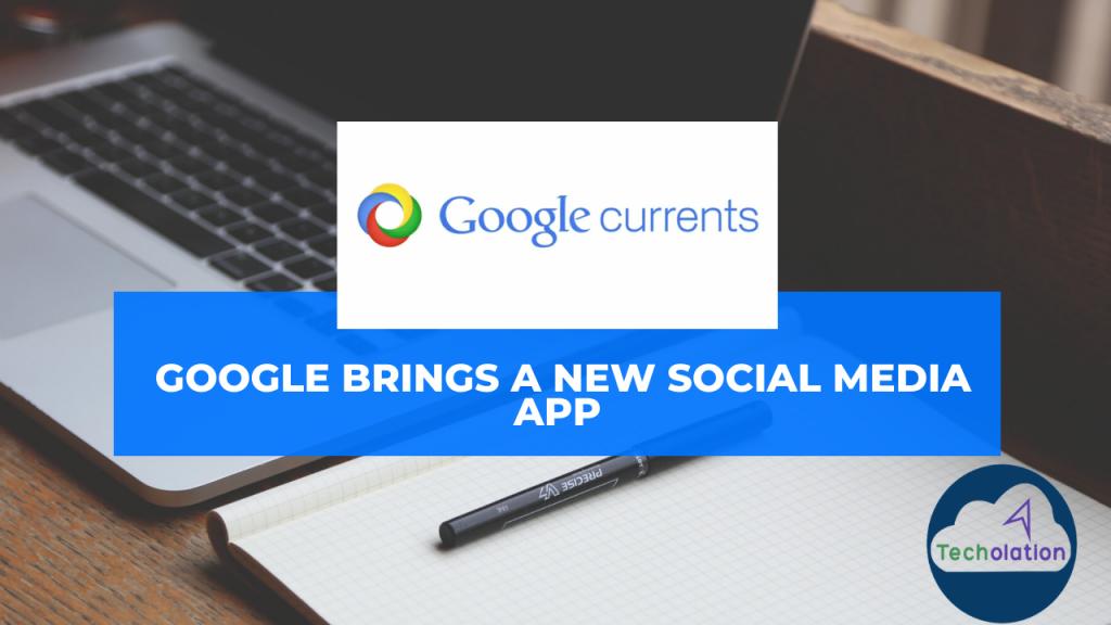 Google brings a new social media app