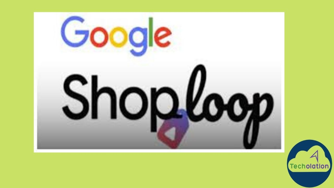 Google new shopping app Shoploop
