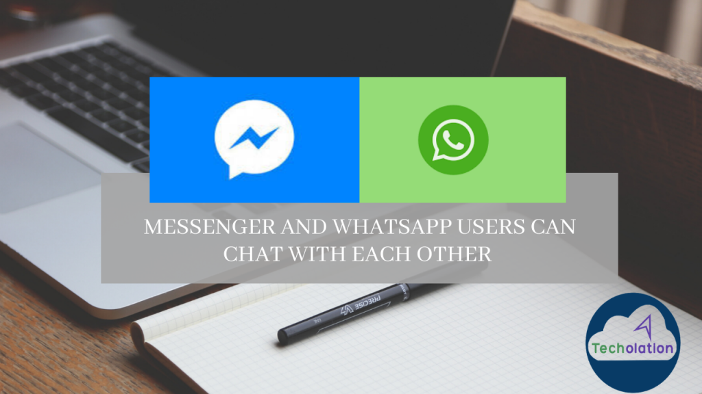 Facebook connecting Messenger and WhatsApp
