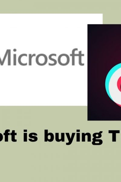 Microsoft is buying TikTok