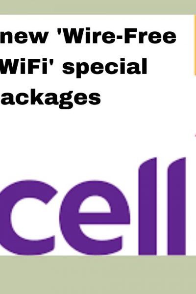 Ncell's new Wire-Free Plus WiFi