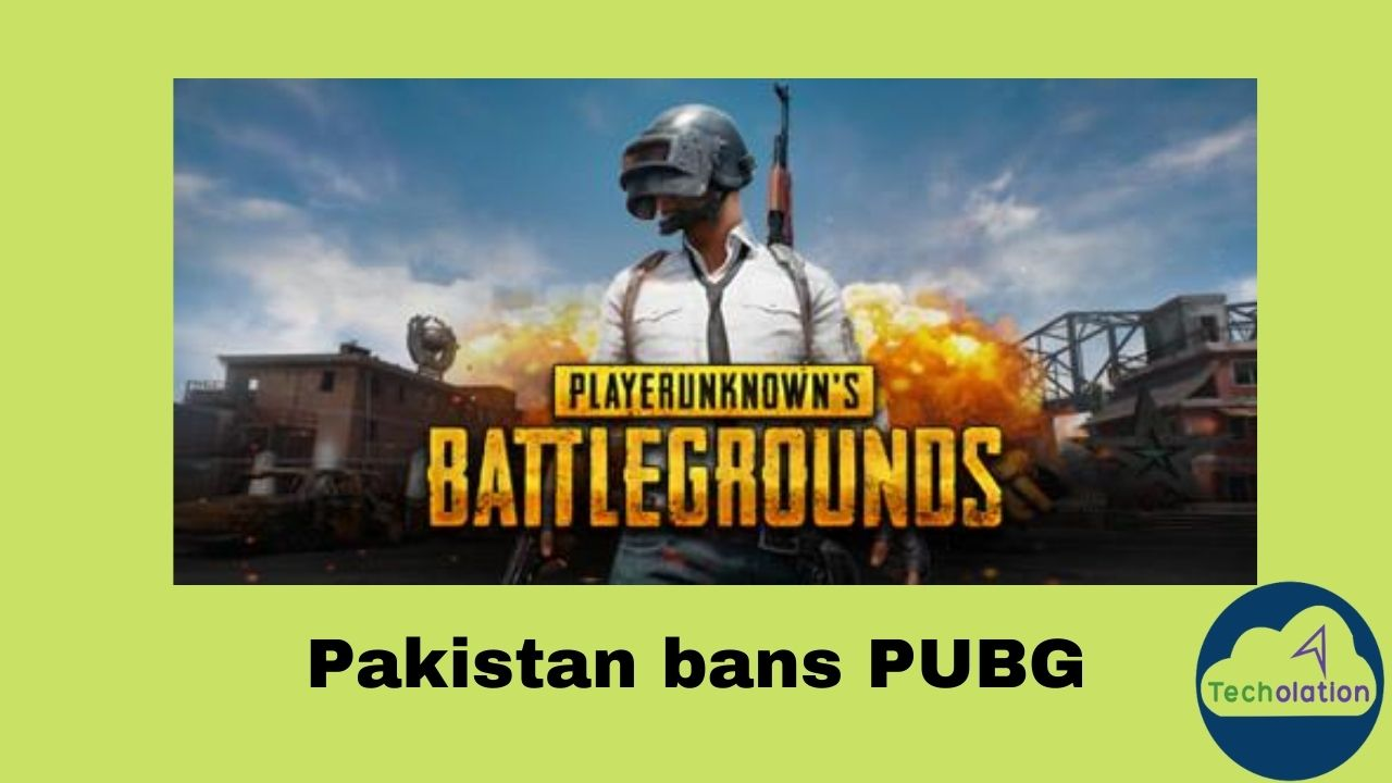 Pakistan bans PUBG application
