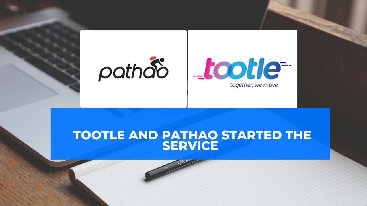 Tootle and Pathao started the service