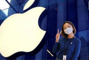 apple design face mask