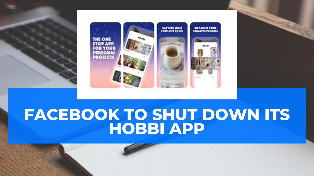 facebook shut down hobbi app