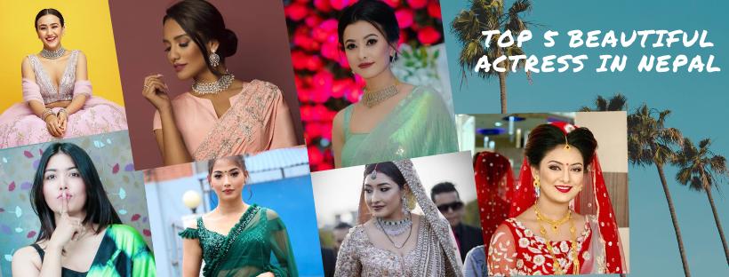top 5 beautiful actress in nepal